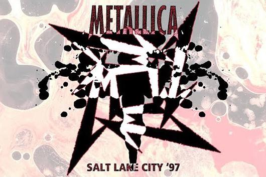 メタリカの無料映像配信シリーズ「#MetallicaMondays」、第11弾は1997年ソルトレイクシティ公演