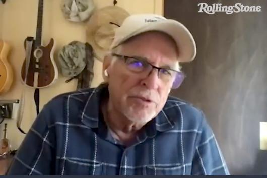 ジミー・バフェット、ボブ・ディランとの出会いについて語る