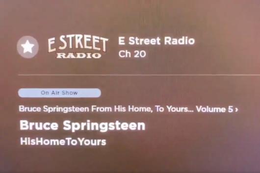 ブルース・スプリングスティーン、自身のラジオ番組でジョージ・フロイド氏を追悼