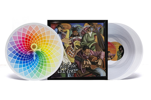 プリンス『レインボー・チルドレン』『アップ・オール・ナイト・ウィズ・プリンス』再発!、各アナログ盤は8月発売へ