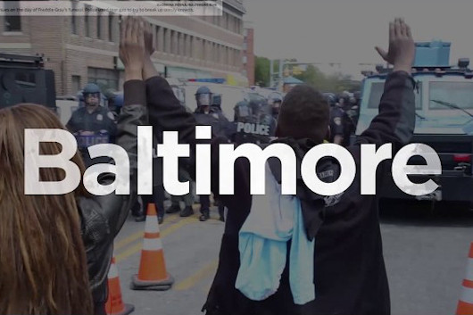 プリンス2015年の「Baltimore」、新たなミュージック・ビデオ公開