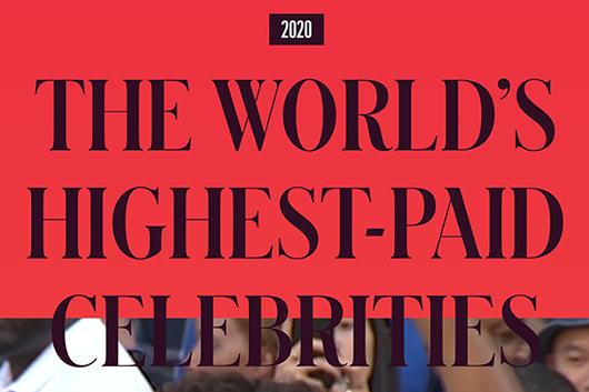 エルトン・ジョン、『フォーブス』誌の「ロック・ミュージシャン長者番付」で世界のトップに