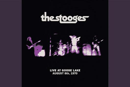 ストゥージズ、オリジナル・ラインナップによるラスト・パフォーマンスを収録したライヴ・アルバム発売