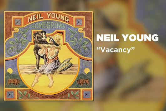 ニール・ヤング、1975年のアルバム『Homegrown』から未発表曲「Vacancy」の音源公開