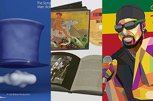 今週のワーナー輸入盤情報! M・ボラン豪華トリビュート、F・マック拡大リイシュー盤、とどめはメイタルズ新作!