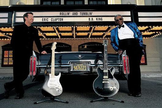 クラプトン/B.B.キングの大ヒット作20周年記念、未発表2曲も収録したリマスター盤発売! 日本盤はミニ・ポスター付き