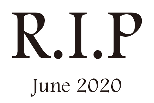 2020年6月に他界したミュージシャン及び音楽関係者