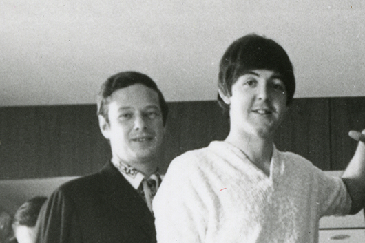 ビートルズのマネージャー、ブライアン・エプスタインの伝記映画が進行中
