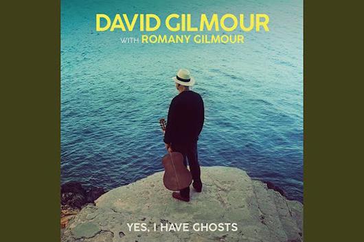 デヴィッド・ギルモア、5年ぶりに新曲「Yes, I Have Ghosts」をリリース