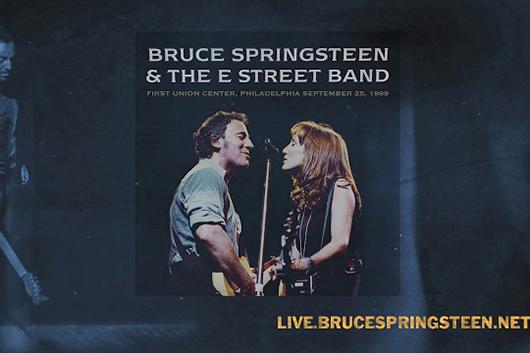 ブルース・スプリングスティーン、1999年フィラデルフィア公演のフル音源公開