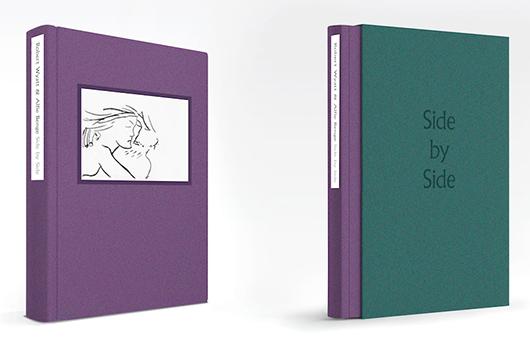 ロバート・ワイアット、妻のアルフィー・ベンジーと新刊『Side by Side』を出版