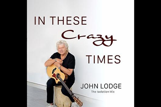ムーディー・ブルースのジョン・ロッジ、新曲「In These Crazy Times」のパフォーマンス映像公開