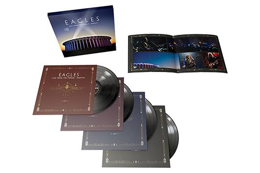 今週のワーナー輸入盤情報! イーグルス新作の国内発売されないLP版含む4種、オールマン・ベッツ・バンド他、見逃すのは惜しいものばかり!