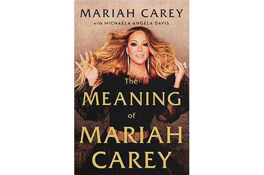 マライア・キャリーの回顧録『The Meaning of Mariah Carey』、9月発売