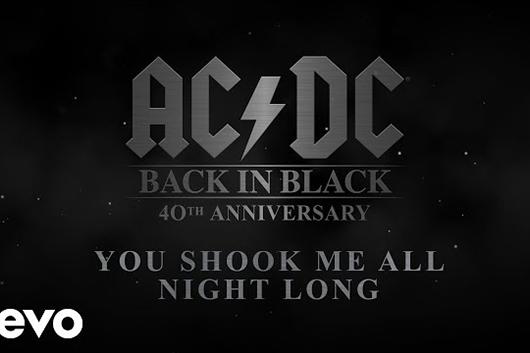 AC/DC、アルバム『Back In Black』のストーリーを伝えるビデオ・シリーズ第1弾公開