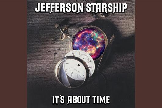 ジェファーソン・スターシップ、新作からファースト・シングル「It's About Time」公開