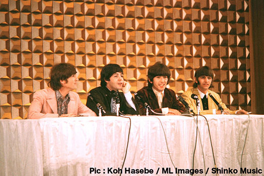 ビートルズ、上半期に全米でミリオンセラーを達成した唯一のロック・バンドに