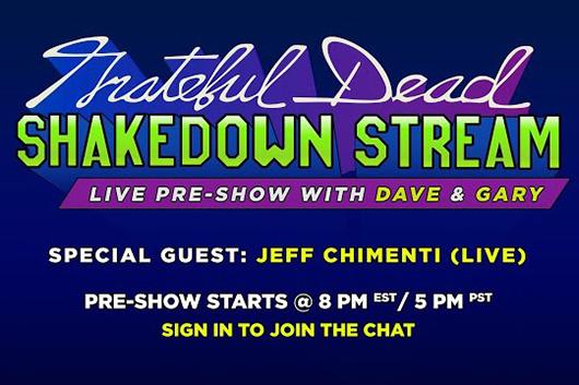 グレイトフル・デッドのコンサート・シリーズ「Shakedown Stream」、1990年ピッツバーグ公演のフル映像公開