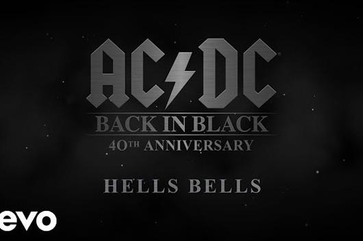 AC/DC、アルバム『Back In Black』のストーリーを伝えるビデオ・シリーズ第2弾公開