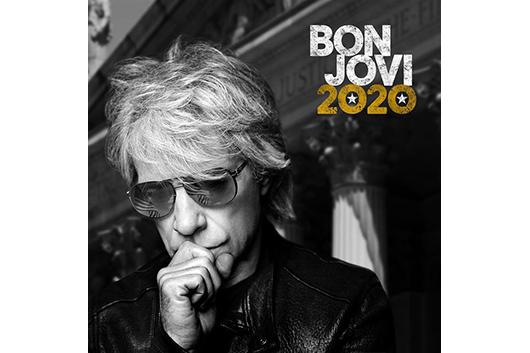 ボン・ジョヴィ、最新作のリリース日を正式発表、10月2日に発売! 新曲「Do What You Can」も解禁!