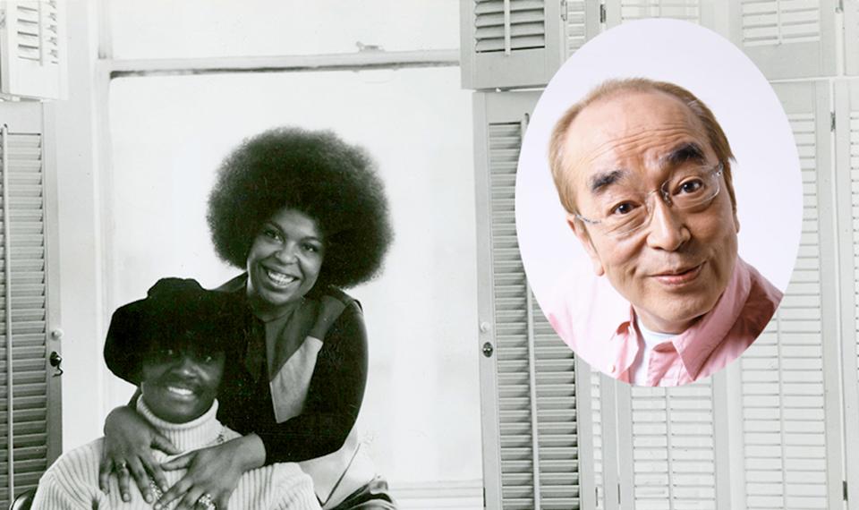 【追悼企画】『志村けんが愛したブラック・ミュージック』レコード評原稿・再掲載【連載第6回・ロバータ・フラック】