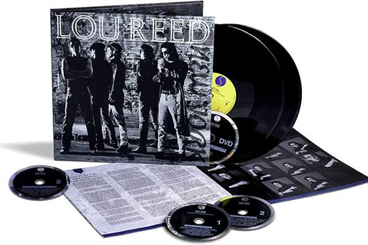 ルー・リード1989年の名盤『New York』、デラックス・エディション発売