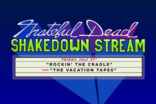グレイトフル・デッドのコンサート・シリーズ「Shakedown Stream」、1990年の未公開映像を日本時間の8月8日配信