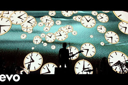 ロジャー・ウォーターズ、コンサート映画『Us + Them』から「Time」のライヴ映像公開