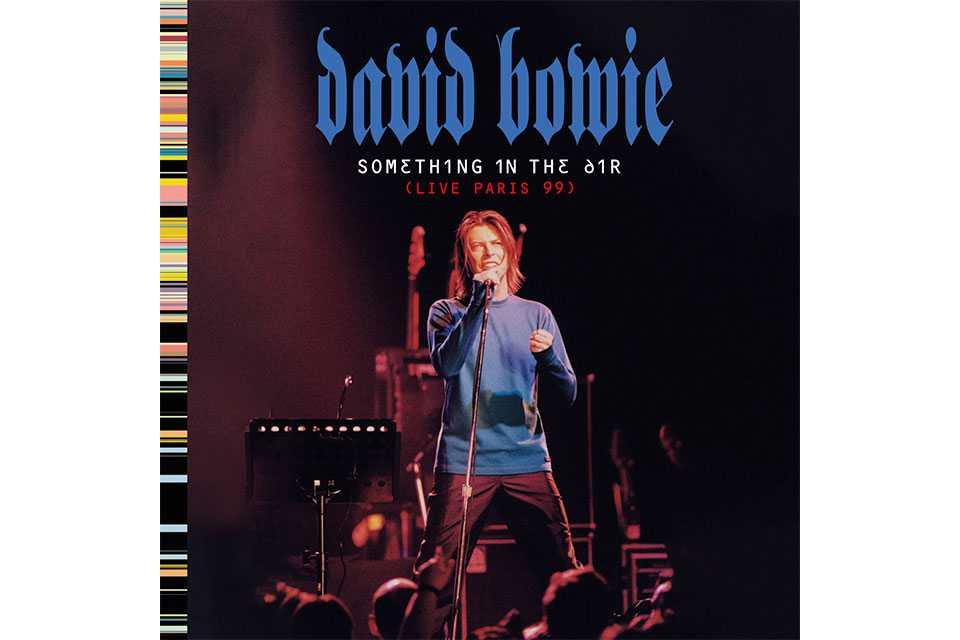 デヴィッド・ボウイ90年代のライヴ音源シリーズ最新作は、ストリーミング限定で8月14日に配信決定!