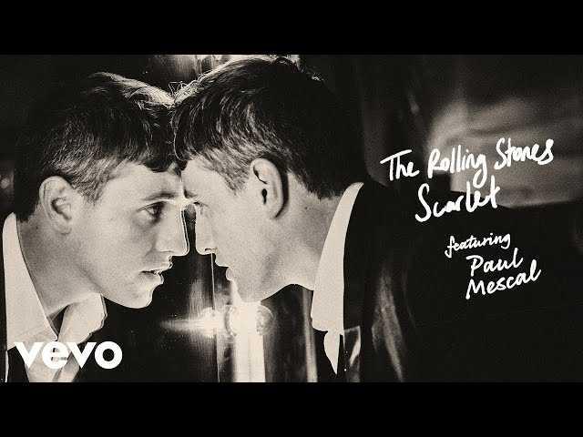 ローリング・ストーンズ、「Scarlet」のミュージック・ビデオ公開