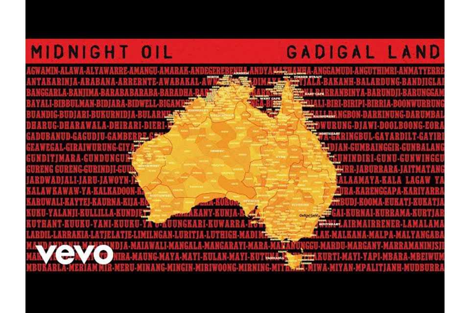 ミッドナイト・オイル、17年ぶりの新曲「Gadigal Land」リリース