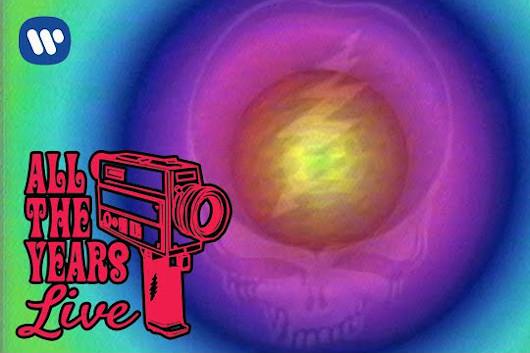 グレイトフル・デッド、1993年の公演から「The Wheel」と「All Along The Watchtower」のライヴ映像公開