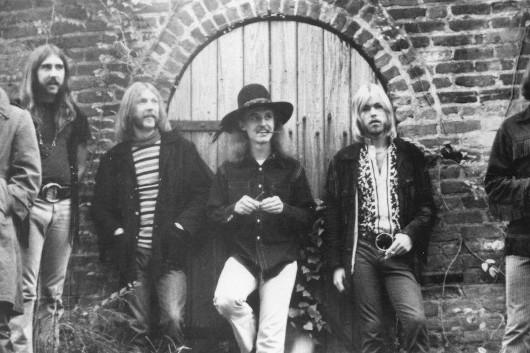 オールマン・ブラザーズ・バンド、デュアン・オールマン最後のライヴを収録したアルバム発売