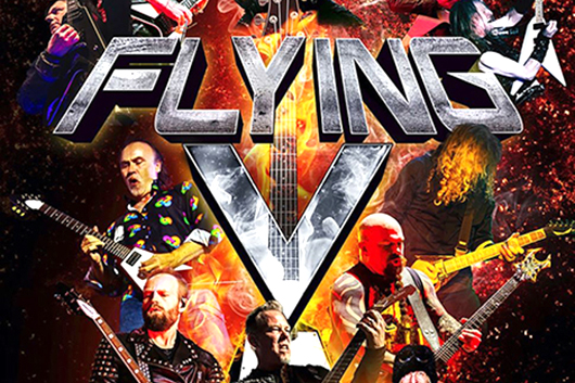 大物ギタリストたちをフィーチャーしたドキュメンタリー『Flying V』、トレーラー公開