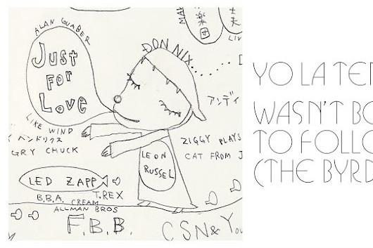 ヨ・ラ・テンゴ、10月発売の新EPからザ・バーズのカヴァー曲「Wasn't Born to Follow」公開