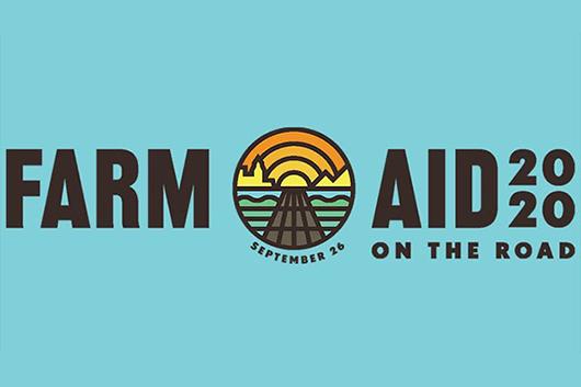 ヴァーチャル・チャリティ・コンサート「Farm Aid 2020」、ラインナップ発表