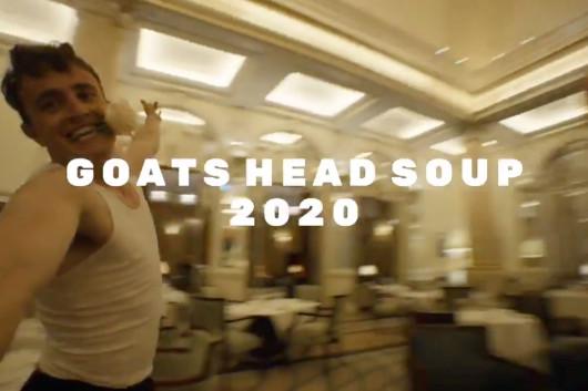 ミック・ジャガー、『山羊の頭のスープ 2020』収録の未発表曲について語る