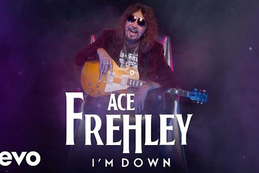 元KISSのエース・フレーリー、新カヴァー・アルバムからビートルズの「I'm Down」公開