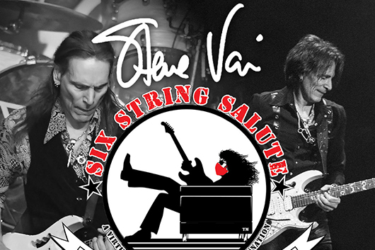 大物ギタリストが多数参加するヴァーチャル・コンサート「Six String Salute」開催