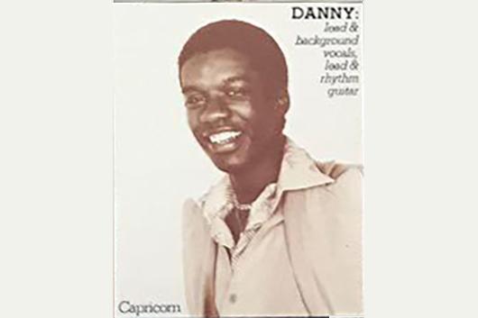 ファンク/ソウル・バンド、スレイヴのダニー・ウェブスターが61歳で死去