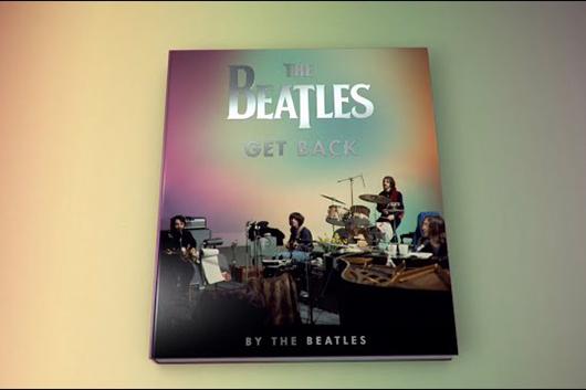 ビートルズのオフィシャル本『The Beatles : Get Back』、2021年8月発売