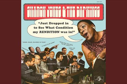 シャロン・ジョーンズ&ザ・ダップ・キングス、新たな編集盤からスティーヴィー・ワンダーのカヴァー曲を公開