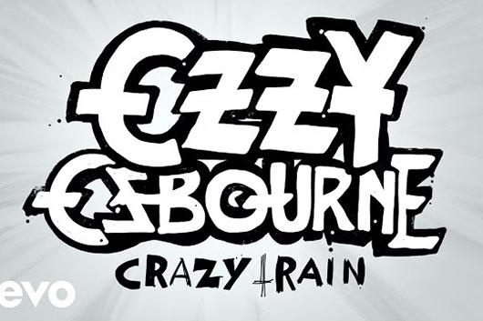 オジー・オズボーン、「Crazy Train」の新たなアニメーション・ビデオ公開