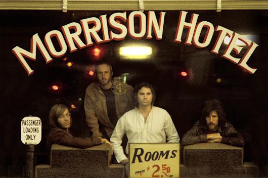 ドアーズ、『Morrison Hotel』50周年デラックス・エディションから「Roadhouse Blues」の別テイク公開