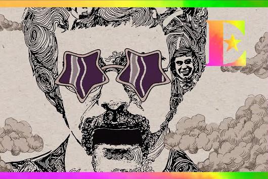 エルトン・ジョン、未発表曲「Regimental Sgt. Zippo」のミュージック・ビデオ公開