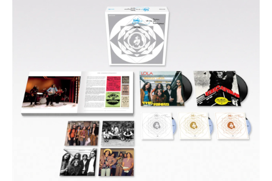 キンクス1970年の『ローラ対パワーマン、マネーゴーラウンド組第一回戦』、50周年記念デラックス・ボックスセット発売