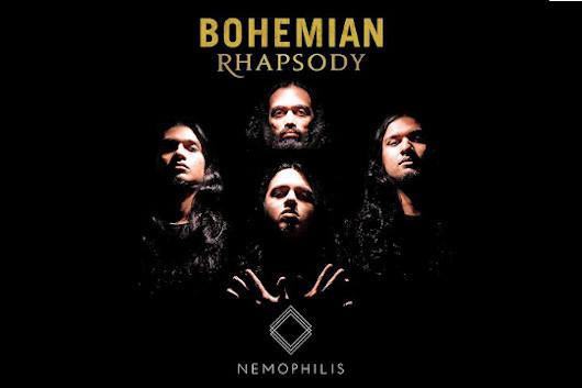 インディアン・バンドのネモフィリス、「ボヘミアン・ラプソディ」をカヴァー
