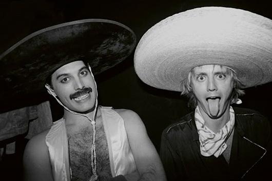 クイーンの公式写真集『Queen : The Neal Preston Photographs』、トレーラー公開