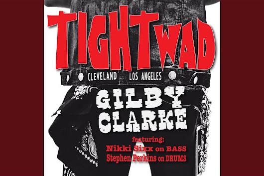 元ガンズのギルビー・クラーク、ニュー・シングル「Tightwad」をリリース