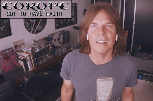 ヨーロッパ、「Got To Have Faith」のリモート・セッション映像公開